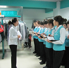 卡露丝国际洗衣技术培训