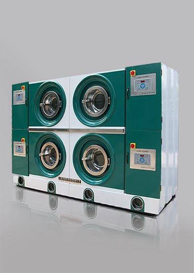 单件隔离干洗机